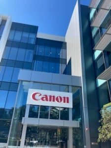 Canon Head Office (reclad)