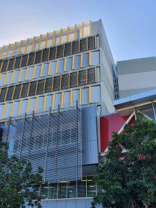 Cairns Hospital (reclad)