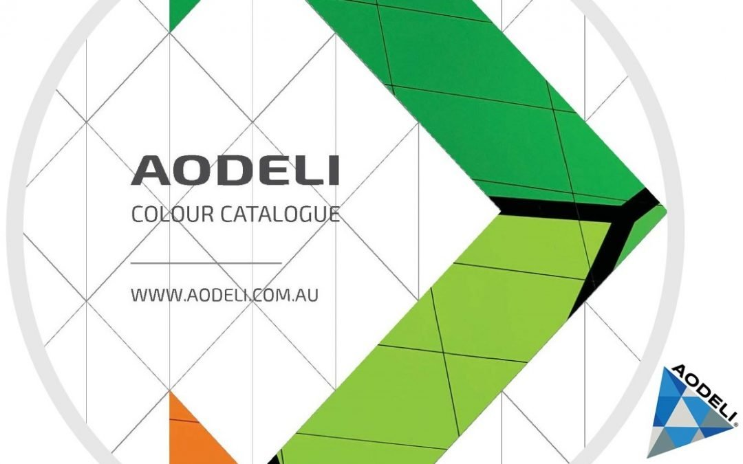 New Colour Catalogue for Architectural Finishes