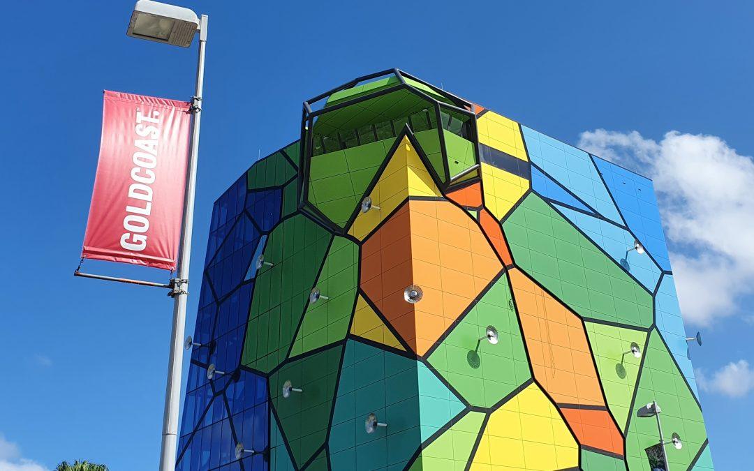 Aodeli SAP panels shine at HOTA Gallery opening
