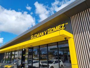 BP Pimpana & Guzman y Gomez Drive Thru